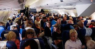 Crowded Flight