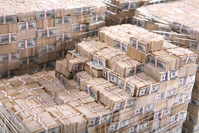 Palates of money