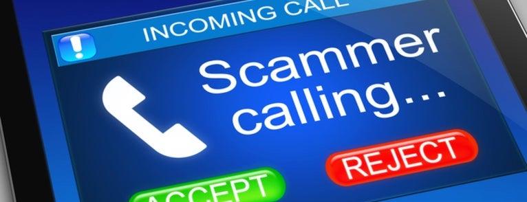 Social Security scam caller